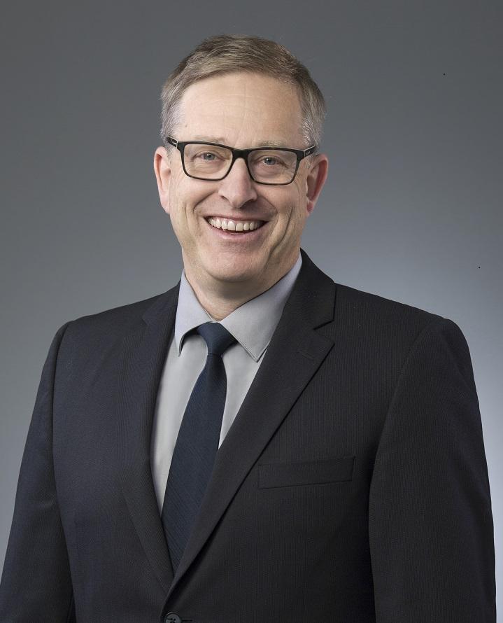 Alastair Handley, President & Board Member